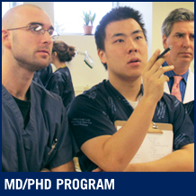 MD/PhD Program Admission
