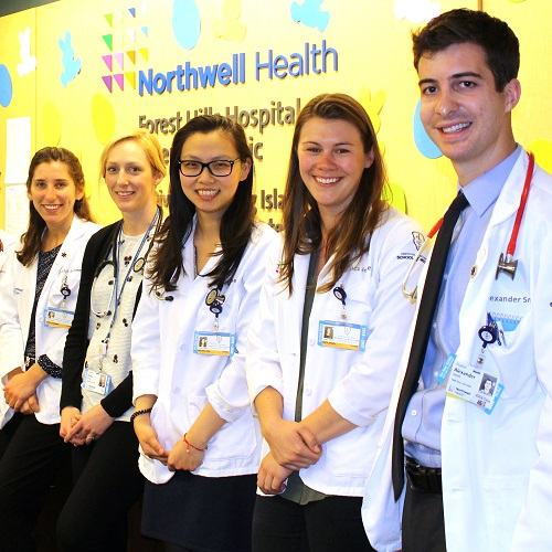 Partnership with Northwell Health