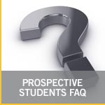 PROSPECTIVE STUDENTS FAQ
