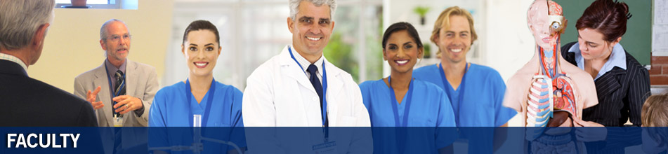 Faculty Home