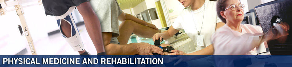 Physical Medicine and Rehabilitation Home